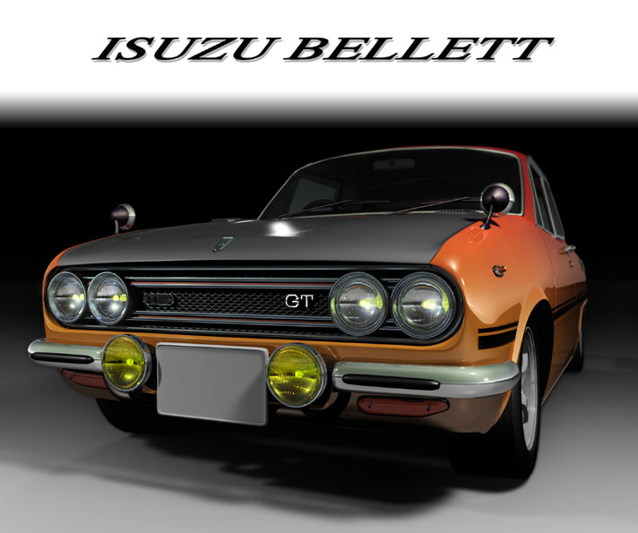 isuzu-bellett